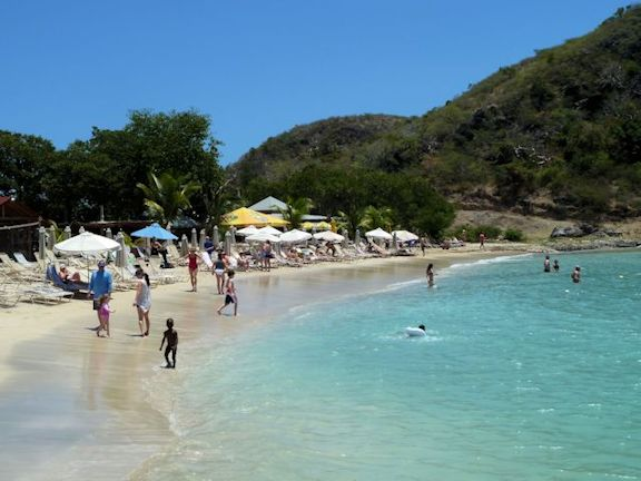 Leshell Bay Beach St Kitts The Best Beaches In World