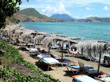 Shipwreck Beach St Kitts The Best Beaches In World